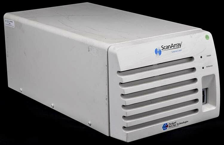 Packard Biochip 488/514 ScanArray Lab/Industrial External Laser Unit 810-75421