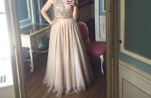 Wedding dress, prom dress, evening gown, bridesmaid