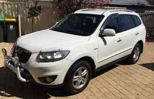 2010 Hyundai Santa Fe Elite Wagon ***12 MONTH WARRANTY*** West Perth Perth City Area Preview
