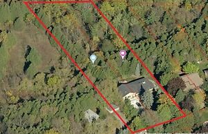 ~~Exclusive! 1.2 Acre RAVINE Lot in Markham (Severed) ~~