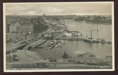 Sweden STOCKHOLM  Utsikt fran Katarinahissen RP PPC