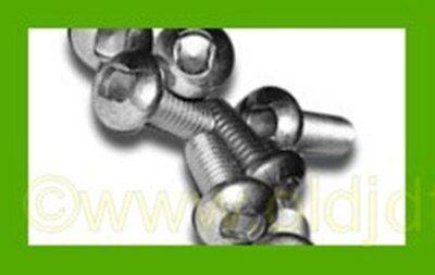 John Deere A B G Sheet Metal Bolts - Round Head Clutch - A3232r - 30 Per Offer