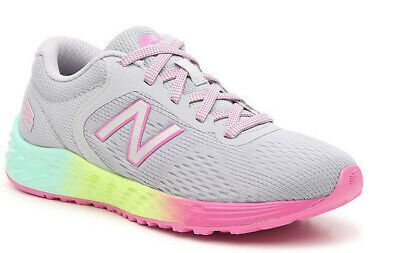 New Balance Girls Kids Youth Arishi v2 Running Slip On Athletic Shoe YAARIFL2
