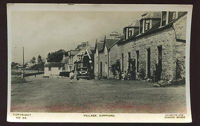 Scotland Kirkcudbrightshire KIPPFORD early RP PPC 1932