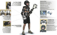 Looking for Lacrosse gear for 13 year old