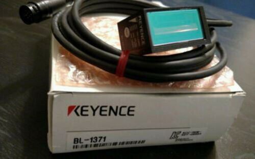 1pc New Keyence Bl-1371 Ultra Small Digital Barcode Reader Long-distance Type