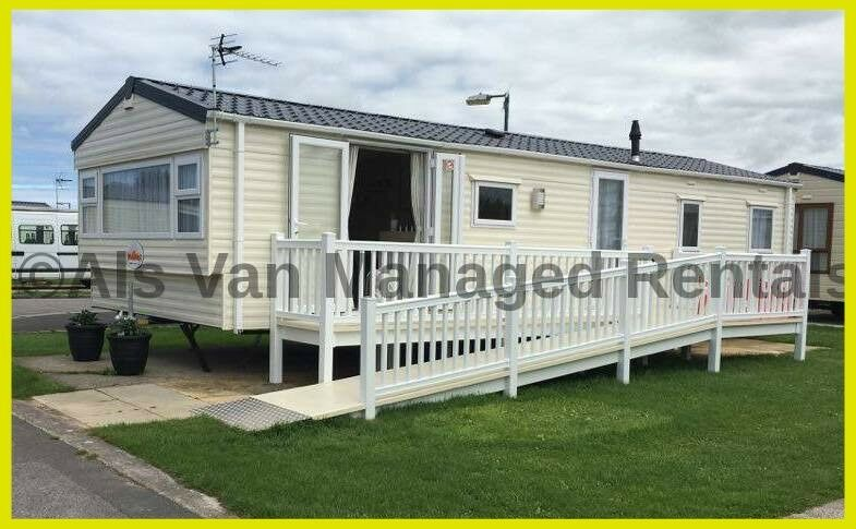 Mariners Marine Holiday Park Rhyl North Wales Sleeps 8 Max Dog