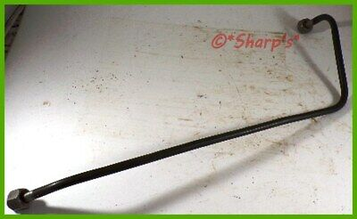 Aa5779r John Deere 60 Fuel Line Fits Sn 6028469 And Up Usa Pressure Test