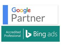 Certified Google AdWords and Microsoft Bing Partners - Take your Business to the Next Level! £75 OFF