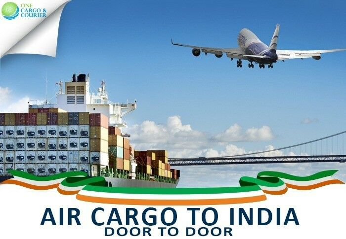 Air Cargo to India with tracking , Delivery in 6 working
