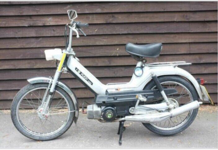 Puch Maxi S 1979 50cc Vintage Moped (MOT & Taxed for 12 Months) | in  Hamilton, South Lanarkshire | Gumtree