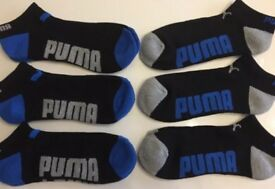 PUMA socks bundle / brand new size UK 6-8