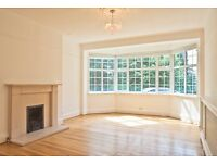 A stunning recently redecorated ground floor mansion flat to rent on The Downs