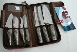 New German Brand High Quality 8PC Knife Set In Presentation Case