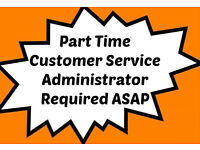 Customer Service Administrator - St Annes Bristol - Part time (3 days a week) Up & Coming Company -