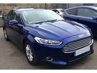 FORD MONDEO BLUE 2.0 TDCI 150 ECO ZETEC HATCHBACK DIESEL FROM £51 PER WEEK!