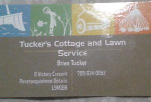Tucker's Cottage and Lawn service