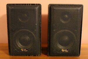 Audio Research Speakers by Accusonic