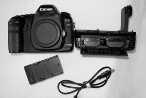 Canon, Full Frame 5D MKII Body only