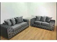 BRAND NEW CHESTERFIELD CORNER OR 3+2 SEATER NOW IN STOCK