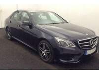 Mercedes-Benz E220 AMG Night FROM £88 PER WEEK!