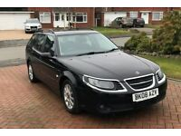 Saab 9-5 1.9 Tid 150bhp Vector Sport estate, full service history, very reliable car!