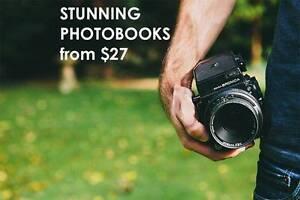 Colour photo books designed and delivered Perth Perth City Area Preview