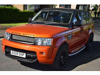 Original Paint2009 Land Rover Range Rover PRIVATELY OWNED