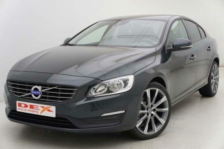 VOLVO S60 1.6 D2 Geartronic Professional +GPS + Alu 19""