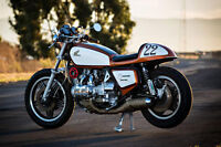 CAFE RACER HONDA GOLDWING 1100 1982