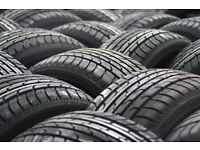 Birmingham's cheapest tyres: Branded Part Worn Tyres from £15 with fitting and balancing!