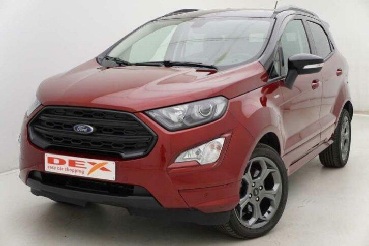 FORD EcoSport 1.0 EcoBoost 125 Powershift ST-Line + GPS