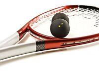 Squash / Tennis partner