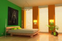 GTA MODERN PAINTING SERVICES - NEW OR OLD RENOVATE HOME!!!!