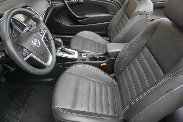 Image 24 Voiture Américaine d'occasion Buick Cascada 2016