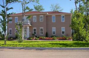 Executive home with separate in-law suite in Moncton North