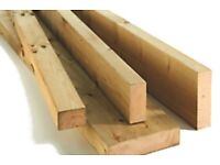 Timber lengths joists wooden battens beams rails fence posts cls off saw 2x2 2x3 2x4 2 x 3 x 6 8