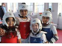 Taekwondo Easter Holiday Camp 3rd-7th April 08:00-18:00