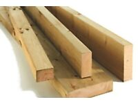 Timber lengths joists wooden battens beams rails fence posts cls off saw 2x2 2x3 2x4 2 x 3 x 6 8 1