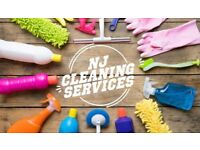 N J Cleaning Services. Quality cleaners as affordable prices