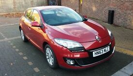 3Year old Renault megane 1.5 dCi 110 ECO Dynamique (Start/Stop,Tom Tom) Full service history