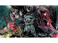 Looking for comics marvel dc indie bulk lots