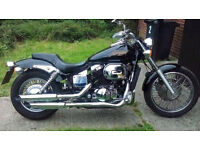 HONDA VT 750 BOBBER. LOW MILEAGE. GOOD CONDITION. MOT