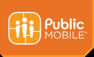 Free $10 Credit for NEW Public Mobile Customer - Referral
