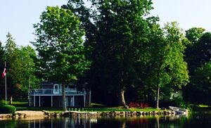 Balsam Lake Cottage Rental with extras & SPECIALS