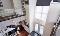 Amazing penthouse 3 bed 2.5 bath 2 floors with private jacuzzi