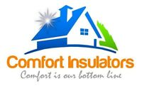 """HOME INSULATION 30 + YEARS, Spray Foam, Blown in SAVE Energy $$"