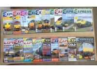 Railway Magazines - Job Lot