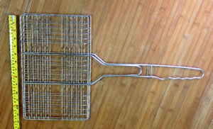 BBQ Accessories - Vegetable /Fish Basket -New