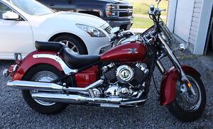 2007 Yamaha V Star 650 Classic/Custom